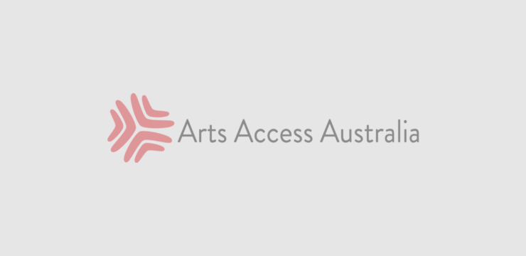 Arts Access Australia image placeholder