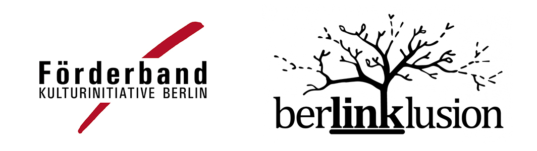 Forederband and Berlinklusion logos