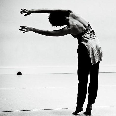 Anna Seymour dancing